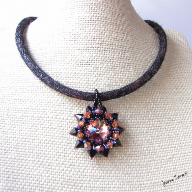 """""""Embers"""" Necklace"""