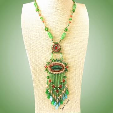"""Spring Celebration"" Necklace"
