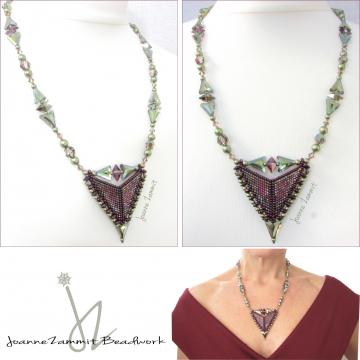 Swarovski Arrow Necklace